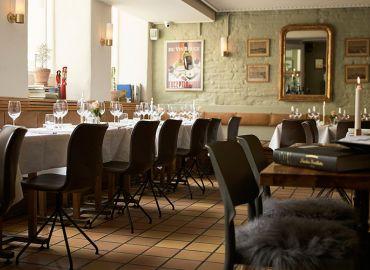 Le Pave byder dig og dit næste arrangement velkommen i restauranten